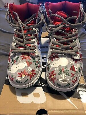98ad73a1 NIKE SB DUNK High Concepts Ugly Christmas Sweater 2017 (TD ...
