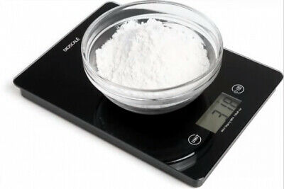5kg/1g  Kitchen Digital Scale LCD Electronic Balance Food Weight Postal g/oz/lbs