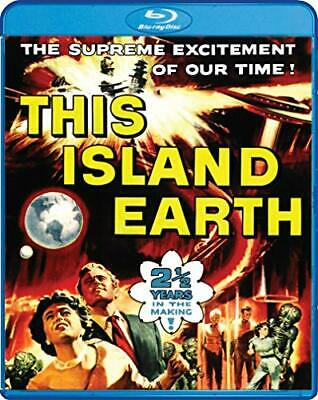 This Island Earth Science Fiction Blu-ray Discs By Jeff Morrow NR Blu-ray discs1