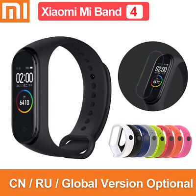 Global / CN Xiaomi Mi Band 4 SmartWatch Wristband Bluetooth HR Bracelet Band Opt