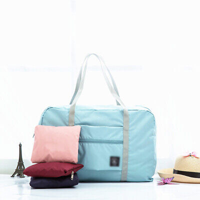 Foldable Waterproof Travel Bag Pouch Large Capacity Storage Tote Luggage Fashion