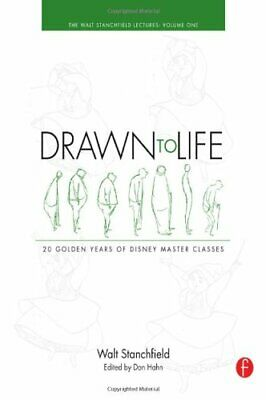 Drawn to Life: 20 Golden Years of Disney Master, Stanchfield, Hahn, (EDT)..