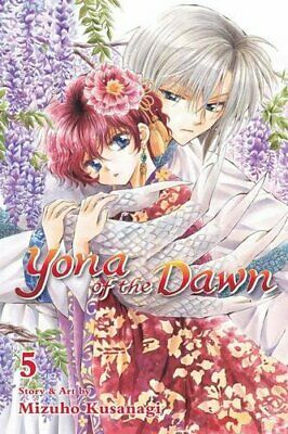 Yona of the Dawn, Vol. 5 by Kusanagi  New 9781421587868 Fast Free Shipping..