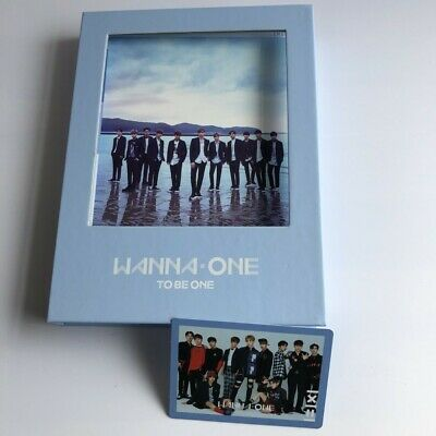 WANNA ONE 1st Mini Album SKY Ver. CD+Booklet+Photocard Free Shipping