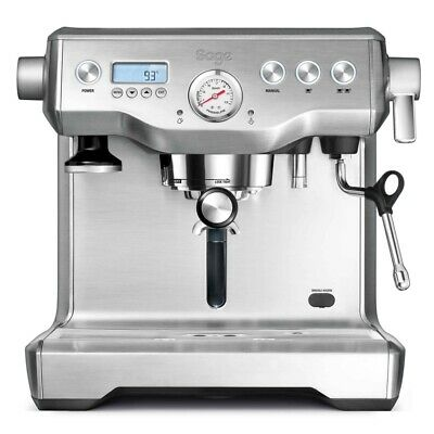 SAGE  The Dual Boiler SES920BSS  Espressomaschine   Sage Appliances