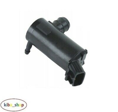 For Ford Mondeo Mk4 2007 - 2010 New Windscreen Washer Pump Mono Pump