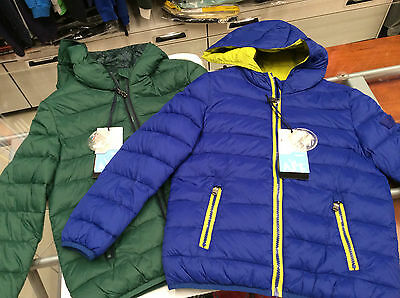 Down Jacket Child Champion 50% Feather 50% Synthetic Art. 303867