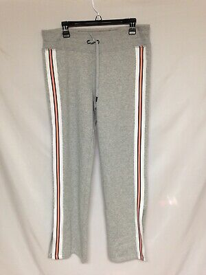 Calvin Klein Performance Jogger Track Pants PF8P7500  Light Grey L NWOT