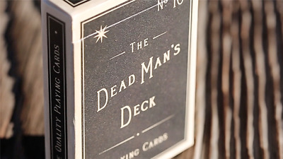 Limited Edition The Dead Man's Deck Playing Cards Brand New