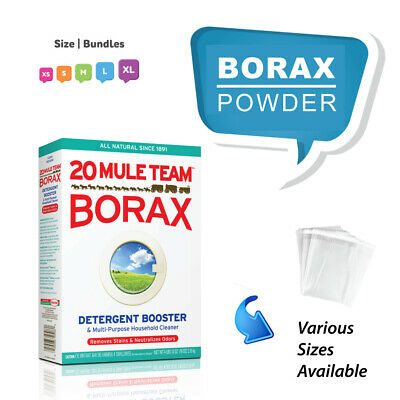 Borax Powder UK Original Substitute Multi Purpose Cleaner for Cleaning & Laundry