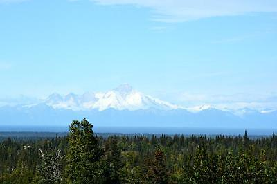 Only $99 Down For 5 Acres With Ocean And Mountain Views Near Homer-No Qualify