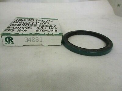 NEW CHICAGO RAWHIDE 47250 OIL SEAL 120x150x12