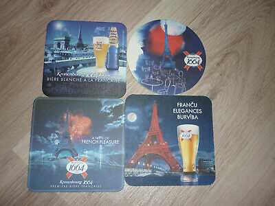 "lot de 4SB de FRANCE""KRONENBOURG""R/V avec EXPORT!!!! lot 15"