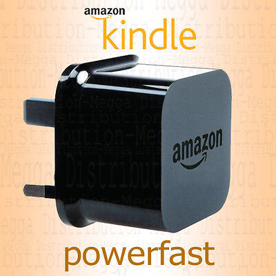 Amazon 9W Kindle eReader/Touch/Paperwhite/Fire HD/Oasis  USB Charger UK Plug