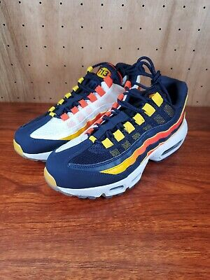 great fit wholesale price great prices NIKE AIR MAX 95 Houston Away Men's (Size 8 - 12) Blackened ...