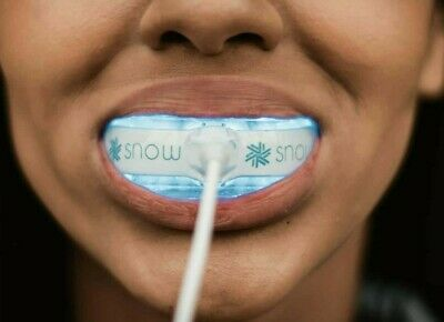 2019 SNOW TEETH WHITENING AT-HOME SYSTEM - ALL-IN-ONE KIT 12-Months Supply