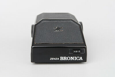 Zenza Bronica AE-II Prism Finder Viewfinder AE2 for ETR ETRS ETRSi
