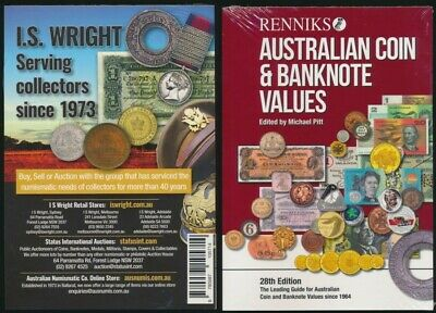Australia Renniks Coin & Banknote Guide 28th Edition Weight 890g