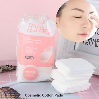 50pcs/bag Cosmetic Cotton Pads Face Cleaner Facial Wipe Cleaning Remover Makeup