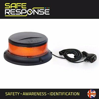 231 BEACON 18LEDS AMBER MAGNETIC Warning light small handy Bright VD-231L-M-A