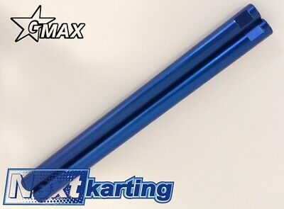 GO KART A PAIR OF M8 x 270 ALLOY TRACK RODS GOLD TKM ROTAX