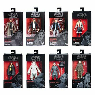 Star Wars the Black Series Wave 18 6 Inch Action Figures [Buy One or More]