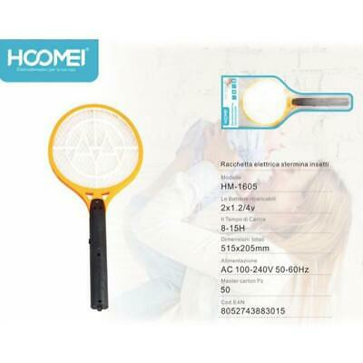 Raquette Insectes Rechargeable Hoomei