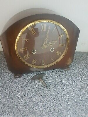 Smith's Enfield  clock