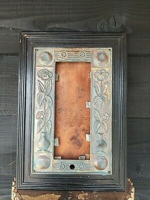 Arts And Crafts Hall Mirror frame picture frame  Aesthetic Movement