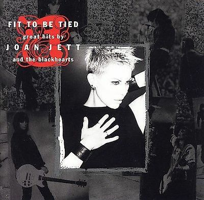 Various Artists : Fit To Be Tied: Great Hits by Joan Jett and the Blackhearts CD
