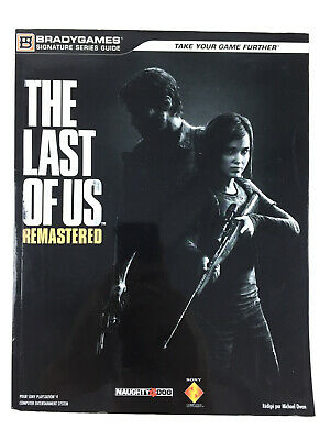 The Last of Us Remastered Guide Officiel FR / PS4