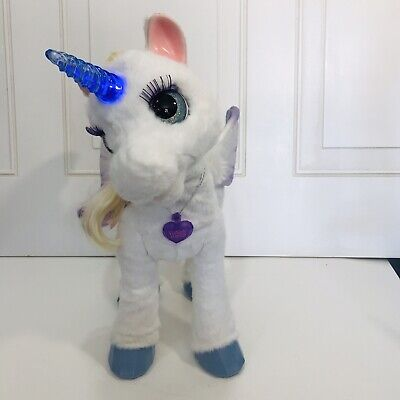 Furreal Friends Starlily My Magical Unicorn Interactive Toy Animal