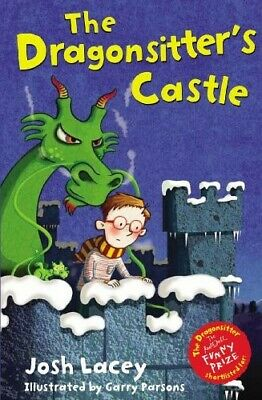 The Dragonsitter's Castle (The Dragonsitter series) - New Book Josh Lacey