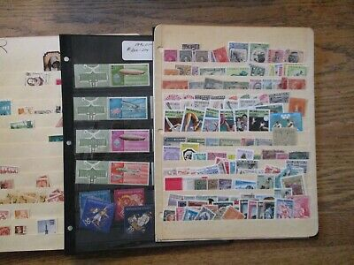 Box O Lot worldwide stamps on pgs & stock unchecked 11.91 lbs.