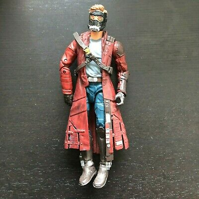 Guardians of the Galaxy Star Lord Marvel Legends Loose avengers endgame infinity