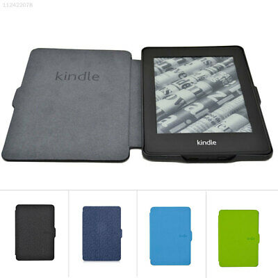 Smart Magnetic Screen E-Book Readers Leather Case For Kindle Paperwhite 1/2/3