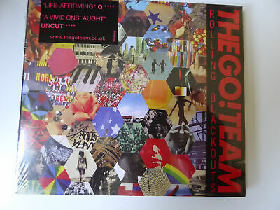 The Go! Team - Rolling Blackouts - MINT (CD)