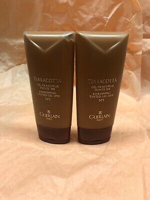 2 - Guerlain Terracotta Tinted Refreshing Gel SPF 8 - N1  1.8 oz.
