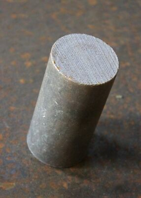 """Hammer Billets of NEW 1045 steel! 2"""" Diameter by APPROXIMATELY 4"""" Long"""
