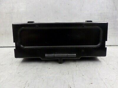 Renault Clio Scenic Trafic Digital CD Radio Clock Display Unit P8200028364A