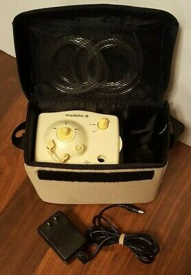 Medela Pump In Style Advanced Double Electric Breast Pump Motor 8P61 Tote Tubing