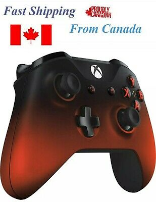 Microsoft Xbox One Volcano Shadow - Special Edition (WL3-00068) Gamepad
