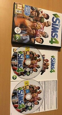 The Sims 4 (PC: Windows/ Mac, 2014) USED BUT Greation Condition
