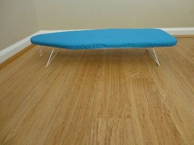 Ironing Board Mini Portable Table Top Folding Hanging Ironing Board