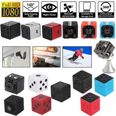 SQ10 SQ11 SQ12 SQ13 Full HD 1080P Spy Hidden Mini DV DVR Camera IR Night Vision