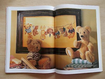 Creative Handpainted Bears~Annette Stevenson~16 Projects~Folk Art~80pp P/B~1998