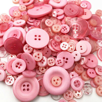 Minit mix 50 Gram DIY Making Hand Knitting doll's clothing Resin Buttons PT222