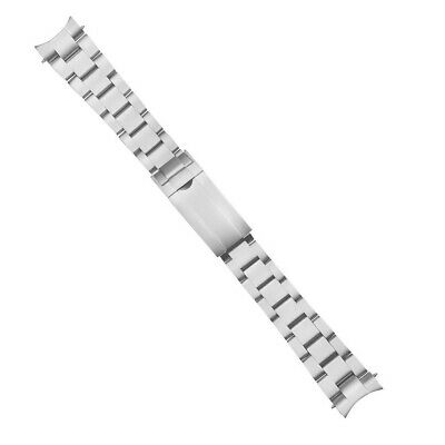 20Mm Solid Oyster Band Bracelet For Rolex Submariner With Glide Lock Stainless S