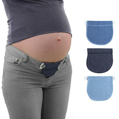 Pants Jeans Waist Extender Waistband Belt For Women Pregnancy Maternity Hot