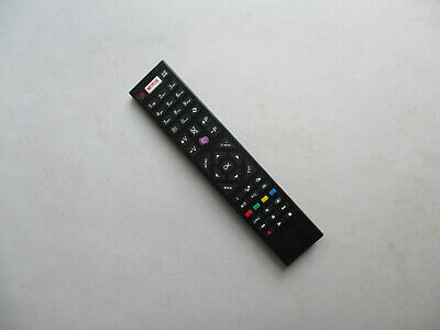 NEW REPLACEMENT REMOTE Control RC4880 For Telefunken LED LCD